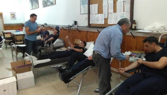 Ρέθυμνο: Εθελοντική προσφορά αίματος και εγγραφή δοτών μυελού των οστών