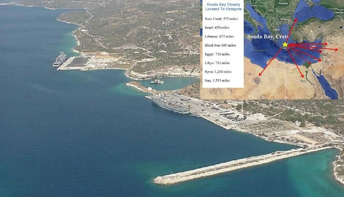 «Best in the Med» η βάση της Σούδας στην Κρήτη