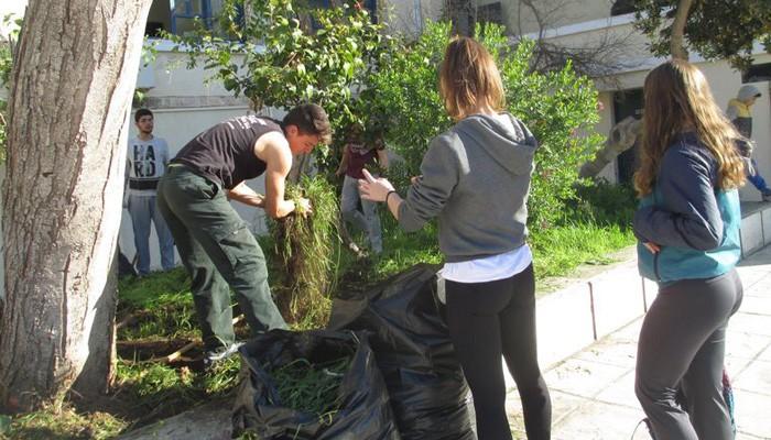 Εκπαιδευτικές περιβαλλοντικές δράσεις με μαθητές στα Χανιά