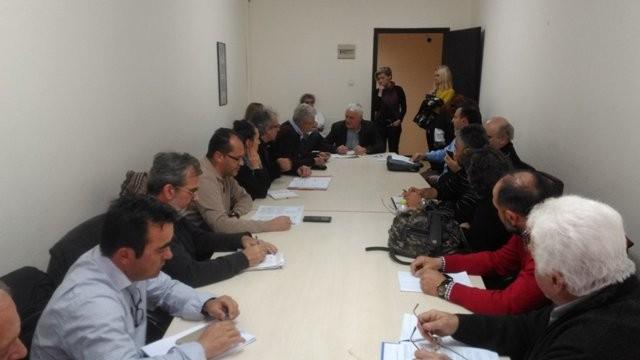 Συνάντηση Αν. ΥΠΑΑΤ, Γ. Τσιρώνη, με ενώσεις βιοκαλλιεργητών