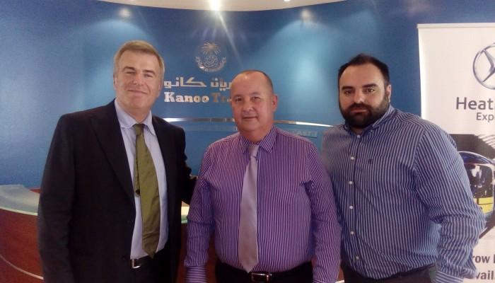 Ενδιαφέρον για εισαγωγή κρητικών προϊόντων στο Μπαχρέιν