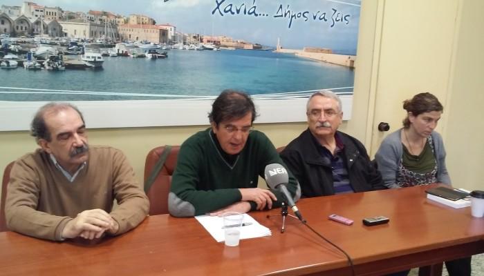 Γιάννης Σαρρής: Μας πέταξαν ηθελημένα έξω από την οικονομική επιτροπή