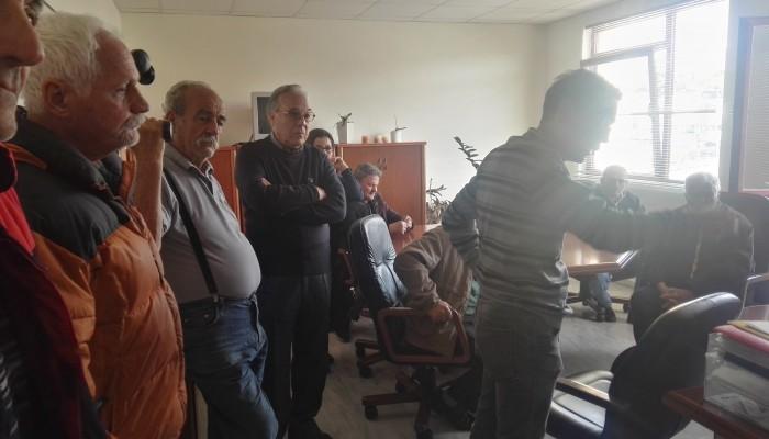 ΠΑΜΕ Ηρακλείου: Παρέμβαση στην 7η ΥΠΕ
