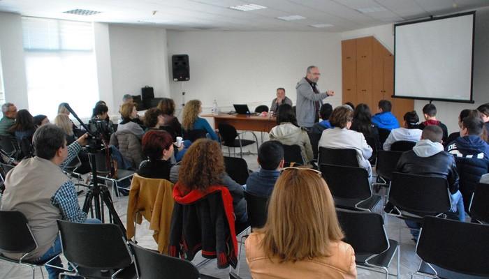 CineΜαθήματα: Η 4η συνάντηση έγινε το Σάββατο 4 Μαρτίου