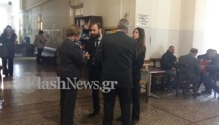 Στο Hράκλειο η Scotland Yard - Σύσκεψη στα δικαστήρια για την υπόθεση Κουκ