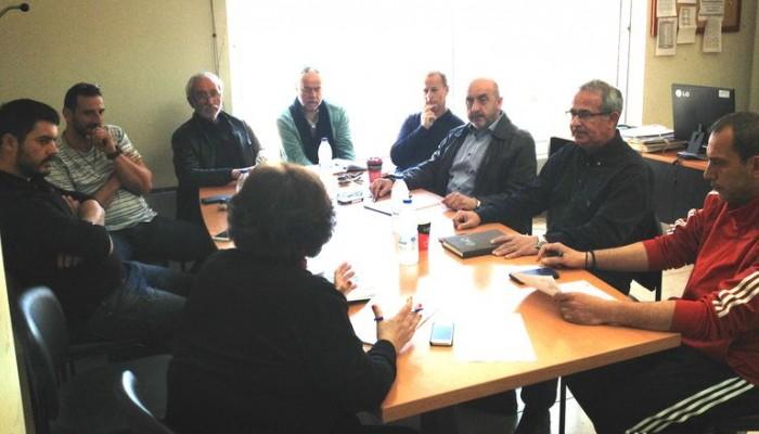Πραγματοποιήθηκε σύσκεψη για  τον Τοπικό Χωρικό Σχεδιασμό του Δήμου Σφακίων