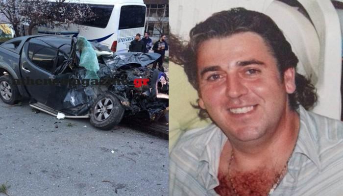 Νεκρός Κρητικός σε τραγικό τροχαίο δυστύχημα στην Αθήνα