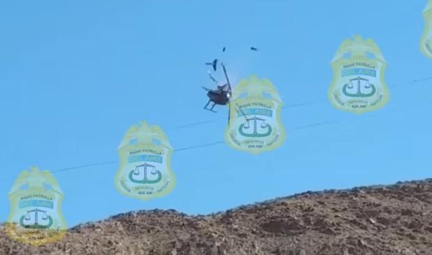 Δείτε βίντεο - ντοκουμέντο από την συντριβή ελικοπτέρου στο Μεξικό