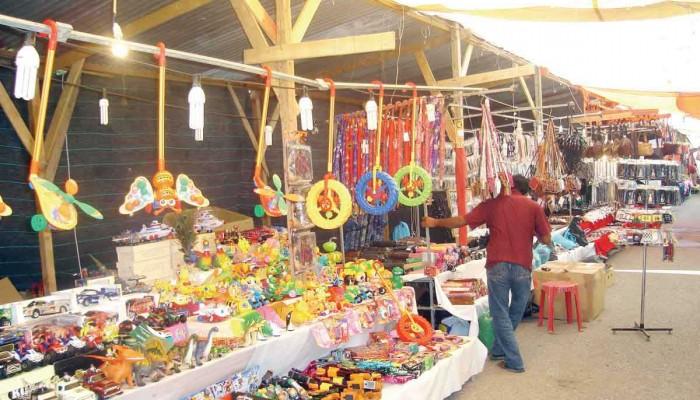 Πρόσκληση για την συμμετοχή στην εμποροπανήγυρη της εορτής στη Χρυσοπηγή