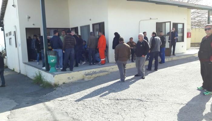 Σε απεργία διαρκείας οι εργαζόμενοι στην καθαριότητα του δήμου Ηρακλείου