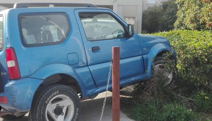 Κρήτη: Μοιάζει με ατύχημα; Τα φαινόμενα απατούν! (φωτο)