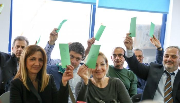 Ψήφος εμπιστοσύνης στη διοίκηση του ΝΟΧ