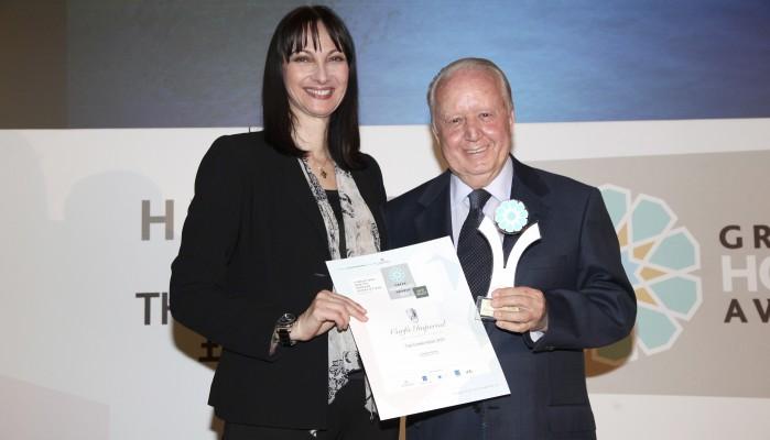 Κορυφαία βραβεία για τον Νίκο Δασκαλαντωνάκη και τη GRECOTEL