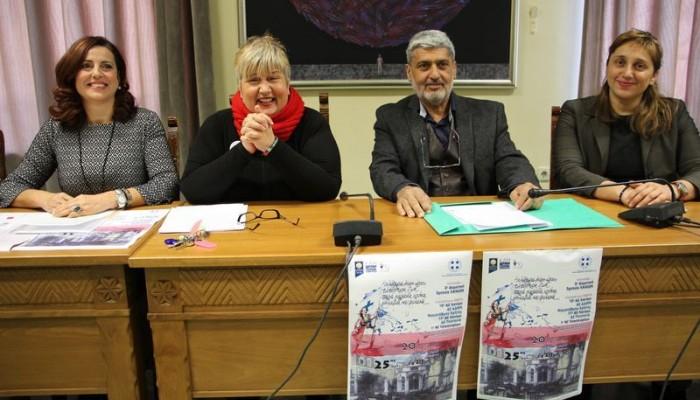 Χανιά: Εκδηλώσεις πολιτισμού για την εθνική επέτειο της 25ης Μαρτίου