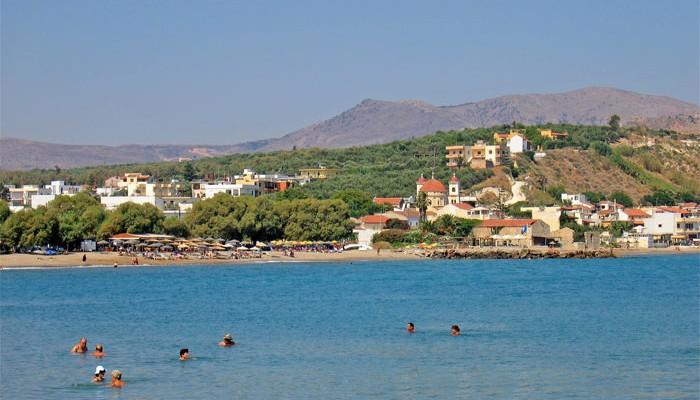 Δήμος Αποκορώνου: Μελέτη για ανάπλαση της παραλιακής στις Καλύβες