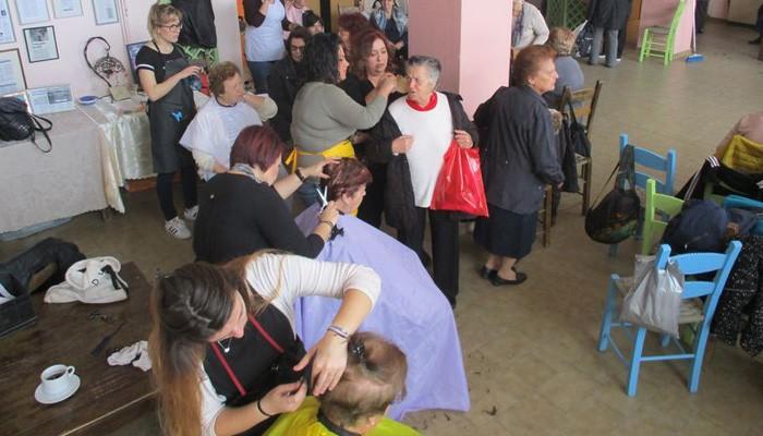 Δράσεις και εκδηλώσεις για την ημέρα της γυναίκας στα Κ.Α.Π.Η. του Δ.Χανίων