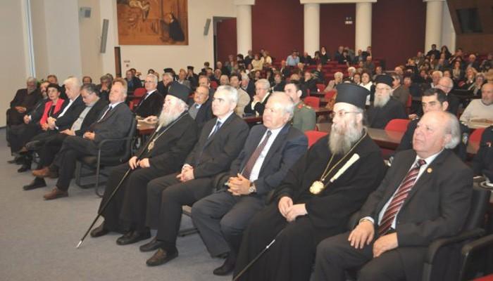 Η Κυριακή της Ορθοδοξίας στην Μονή Γωνιάς και στην Ορθόδοξο Ακαδημία Κρήτης