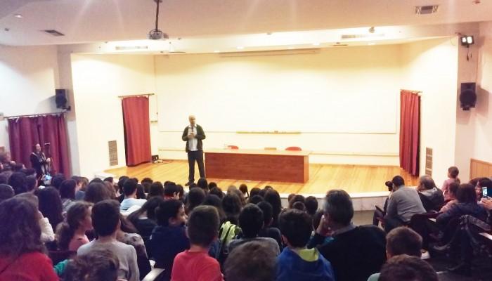 Ομιλίες του ερευνητή Νίκου Λυγερού στα Χανιά