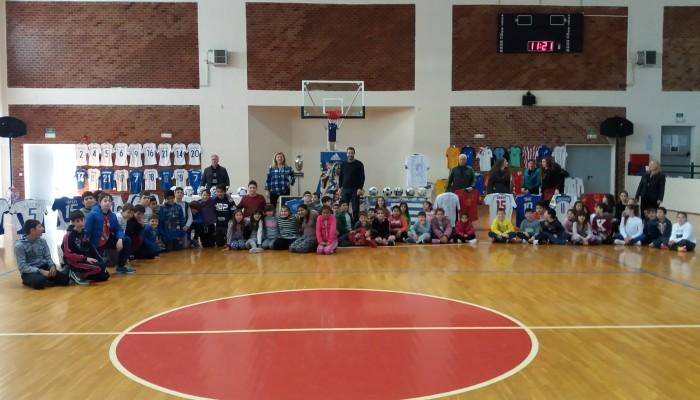 Το μουσείο της Εθνικής Ομάδας ποδοσφαίρου στο δήμο Πλατανιά