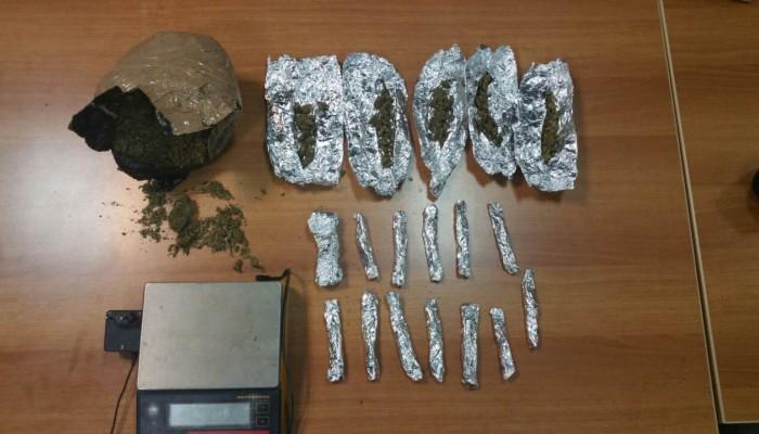 Πάνω από 700 γραμ. χασίς βρήκαν στο σπίτι 29χρονου στο Ηράκλειο