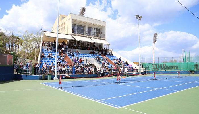 Τένις: Κοντά στον τελικό στα διπλά Κοκκινάκης-Ζερβός