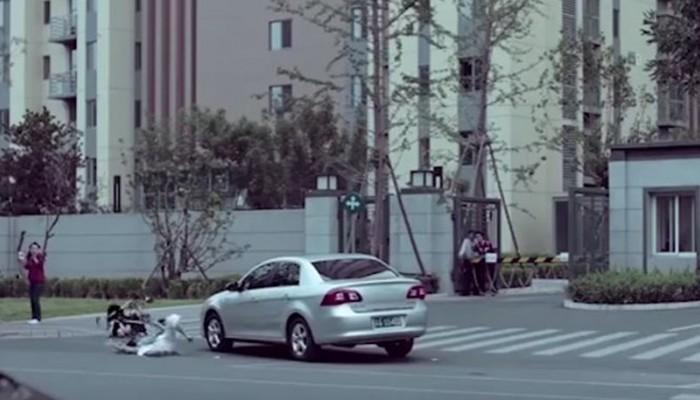 Γροθιά στο στομάχι τα 3 βίντεο από το Παγκόσμιο Φεστιβάλ Ασφαλούς οδήγησης