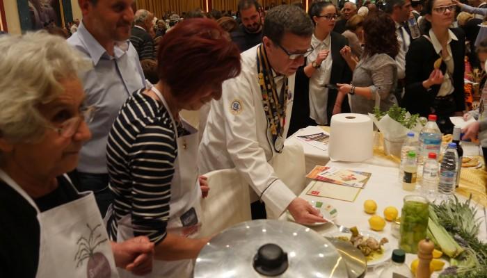 Αυλαία στο 5ο Φεστιβάλ Κρητικής Κουζίνας