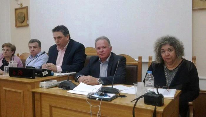 Ο Γ. Πιτσούλης επανεξελέγη πρόεδρος του Περιφερειακού Συμβουλίου Κρήτης