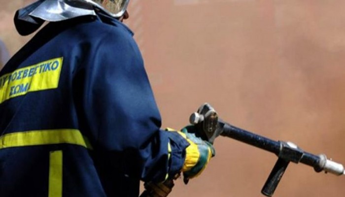 Πυρκαγιά σε ξυλουργείο αναστάτωσε τα Παχιανά