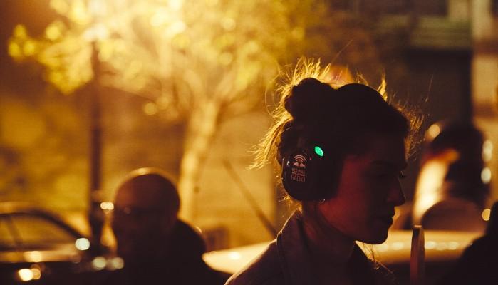 Red Bull Silent Disco ή αλλιώς το πιο αθόρυβο φοιτητικό πάρτι στο Ηράλειο