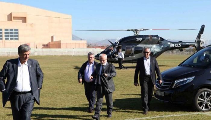 Γλυκοκοιτάζει την Κρήτη για επενδύσεις ο Ιβάν Σαββίδης;