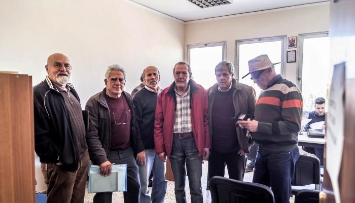 Κατατέθηκε το ψηφοδέλτιο της Αγωνιστικής Συνεργασίας Συνταξιούχων ΟΑΕΕ