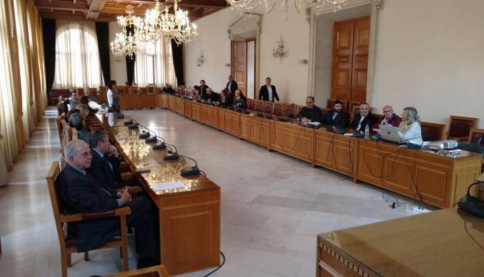 Σύσκεψη με φορείς για την Βιώσιμη Αστική Ανάπτυξη στον Δήμο Ηρακλείου