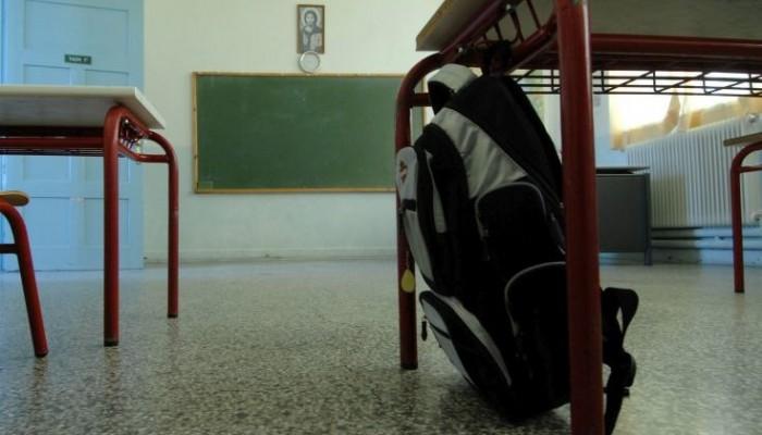 «Εικόνα ντροπής σε σχολείο του Ηρακλείου»