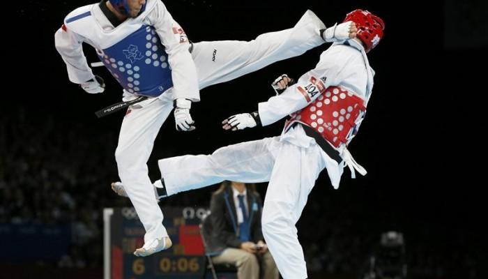 Αγωνιστικό Σεμινάριο TAE KWON DO στο κλειστό Γυμναστήριο Ταυρωνίτη