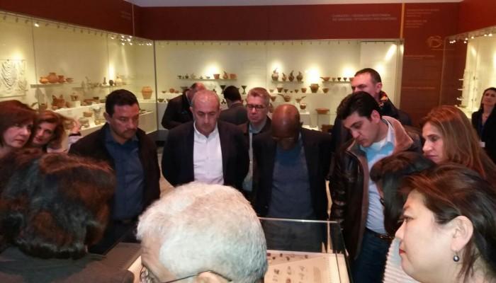 Βαρδάκης για ένταξη Μινωϊκού Πολιτισμού, Σπιναλόγκας στον κατάλογο UNESCO