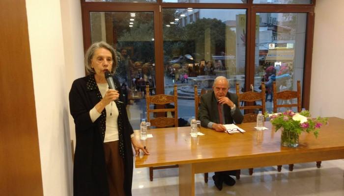 Παρουσίαση του βιβλίου «Έξι και ένα μελετήματα για τον Νίκο Καζαντζάκη»