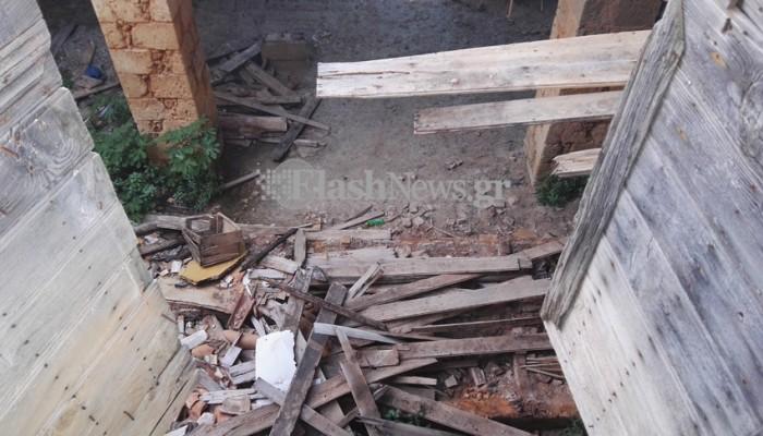 Θανάσιμος τραυματισμός στα Χανιά από πτώση - Βρήκε το πτώμα του φωτογράφος