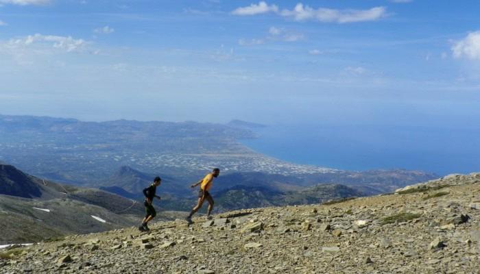 8οι Διεθνείς Ορεινοί Αγώνες Ψηλορείτη Psiloritis Race - Ο.Σ.Ε.ΑΜΑΡΙΟΥ
