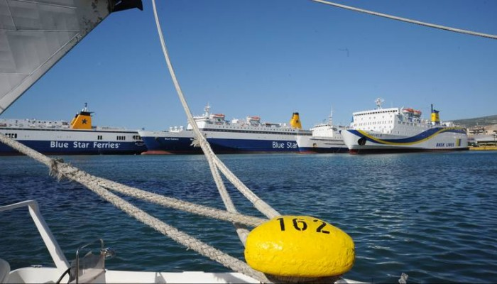 Χωρίς πλοία στις 3 Σεπτεμβρίου- 24ωρη απεργία από την ΠΝΟ