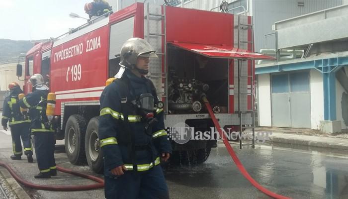 Νεκρή σε πυρκαγιά 24χρονη στη Λάρισα