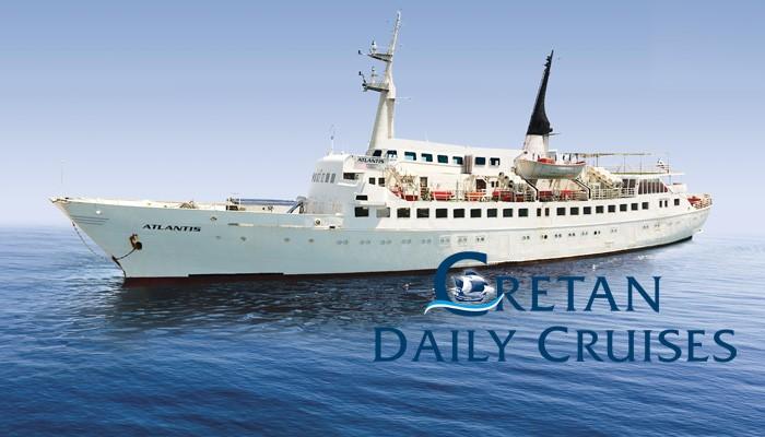 Νέο πλοίο απέκτησε η εταιρεία Cretan Daily Cruises