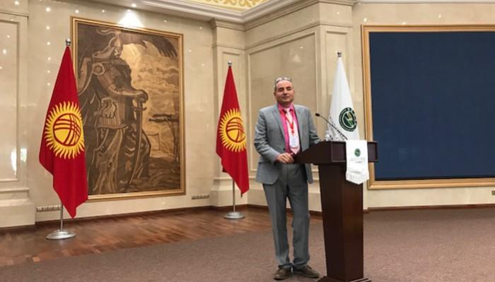 Ο Γ. Ατσαλάκης στο Συνέδριο του Δρόμου του Μεταξιού στο Κιργιστάν