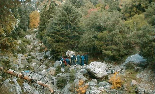 Ορειβάτης εγκλωβίστηκε σε χαράδρα στα Λευκά Όρη