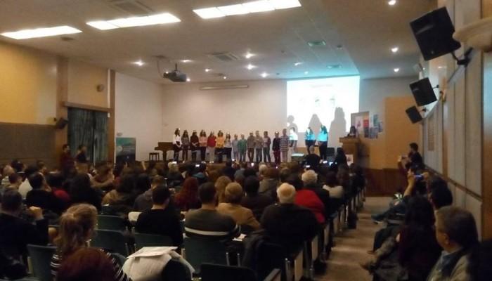 Με μεγάλη επιτυχία το 1ο συνέδριο συλλόγου φυσικών Κρήτης