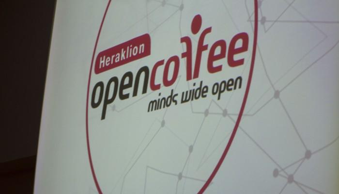 """2ο Open Coffee Heraklion- Από την ιδέα... στο """"exit"""""""