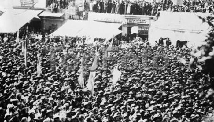 Η εξέγερση των εργατών της Κρήτης το 1935 για καλύτερες συνθήκες εργασίας