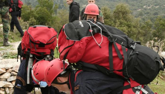 Εντοπίστηκαν κοντά στο φαράγγι της Τρυπητής οι τουρίστες που είχαν χαθεί