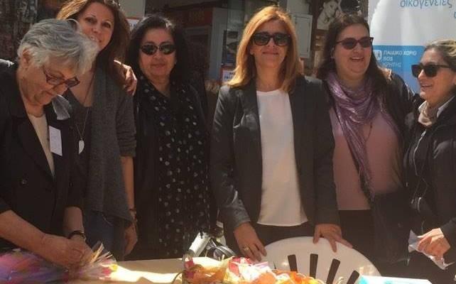 Παζάρι από εθελοντές του δήμου Ηρακλείου για το Παιδικό Χωριό SOS Κρήτης