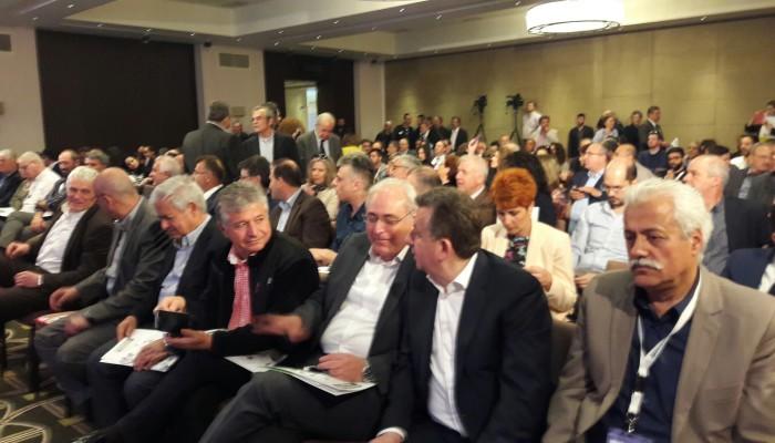 Ξεκίνησε το συνέδριο για την κλιματική αλλαγή στο Ηράκλειο